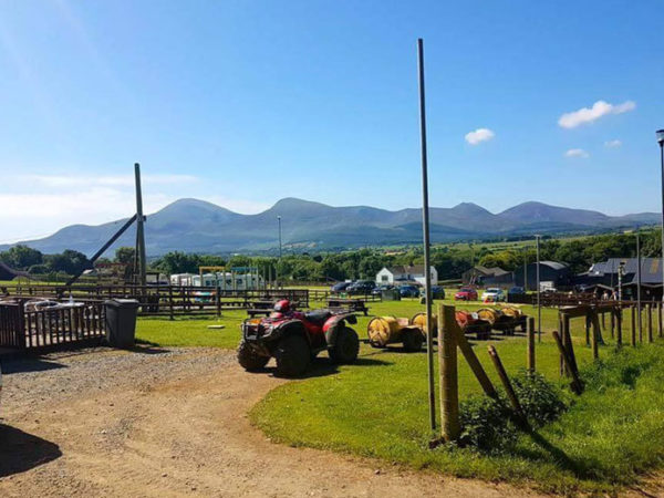 From £39 (at Funny Farm Adventures) for an overnight glamping pod stay for four people, from £55 for six people, from £59 for two nights - save up to 35%