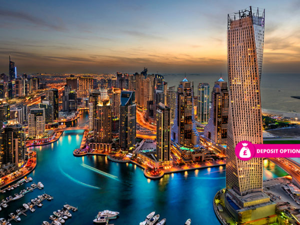 From £759pp (from Weekender Breaks) for a 4* 10-night trip to Dubai and Bali including all flights, or pay a £399pp deposit today - save up to 27%
