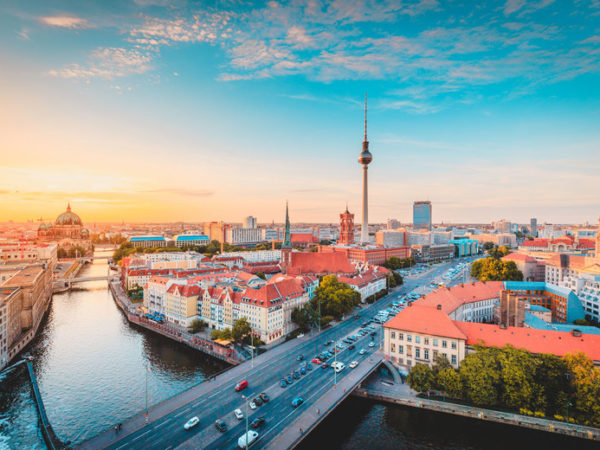 From £89pp (from Weekender Breaks) for a two-night Berlin break with return flights, from £109pp for three nights, or from £129pp for four nights - save up to 45%