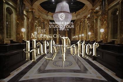 Warner Bros. Studio Tour London with Return Transfer by Coach