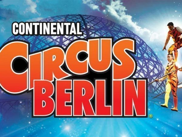 £13 instead of up to £27 for a grandstand ticket to see the Continental Circus Berlin - choose from two locations and save 50%
