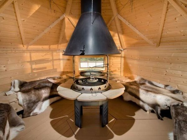£99 (at Elton Barn Fishery and Retreat) for two nights of glamping in a BBQ hut for a family of up to four, or £179 for four nights - save up to 18%
