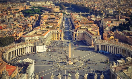 ✈ Rome, Florence and Venice: 6 or 9 Nights at a Choice of Hotels with Flights and Train Transfers*