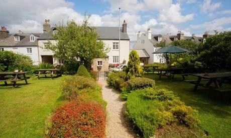 Dartmoor National Park: 1 or 2 Nights for Two with Breakfast and Cream Tea or Prosecco on Arrival at The 4* Rock Inn