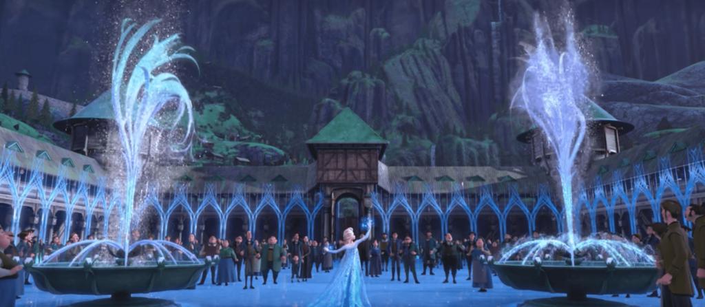 Arendelle Frozen Land Disneyland Paris 2023