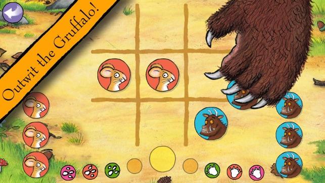 Gruffalo Games App - Outwit the Gruffalo!