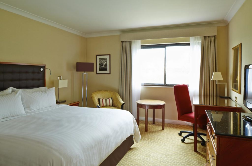 Family Friendly Heathrow Windsor Marriott Hotel London