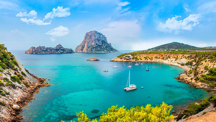 the best family hotels in ibiza