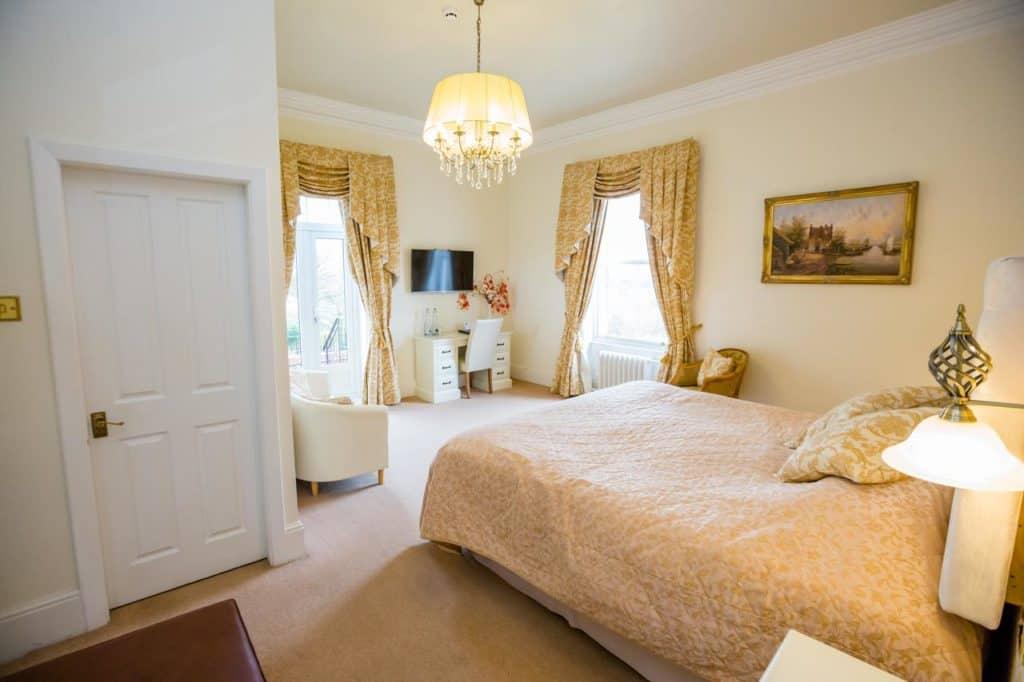 Inside luxury family-friendly hotel, The Upper House near Alton Towers