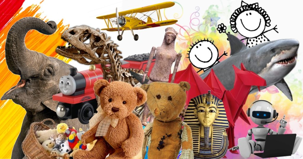 virtual museum tour for kids