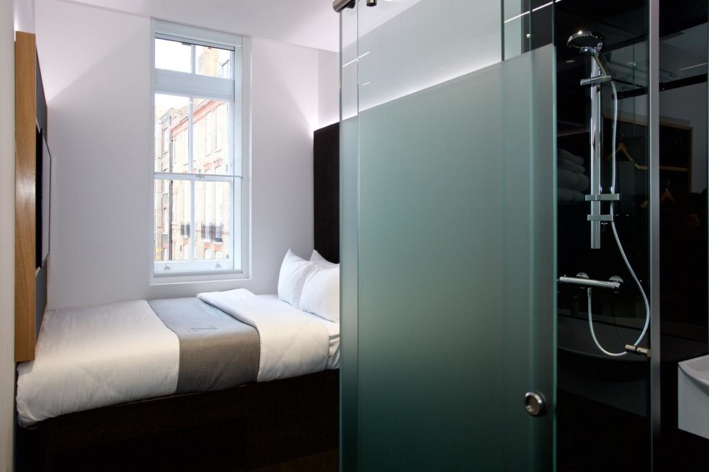 z hotel covent garden - budget friendly london family hotel