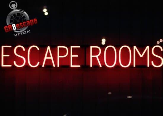 Escap Room Lights at GR8escape York