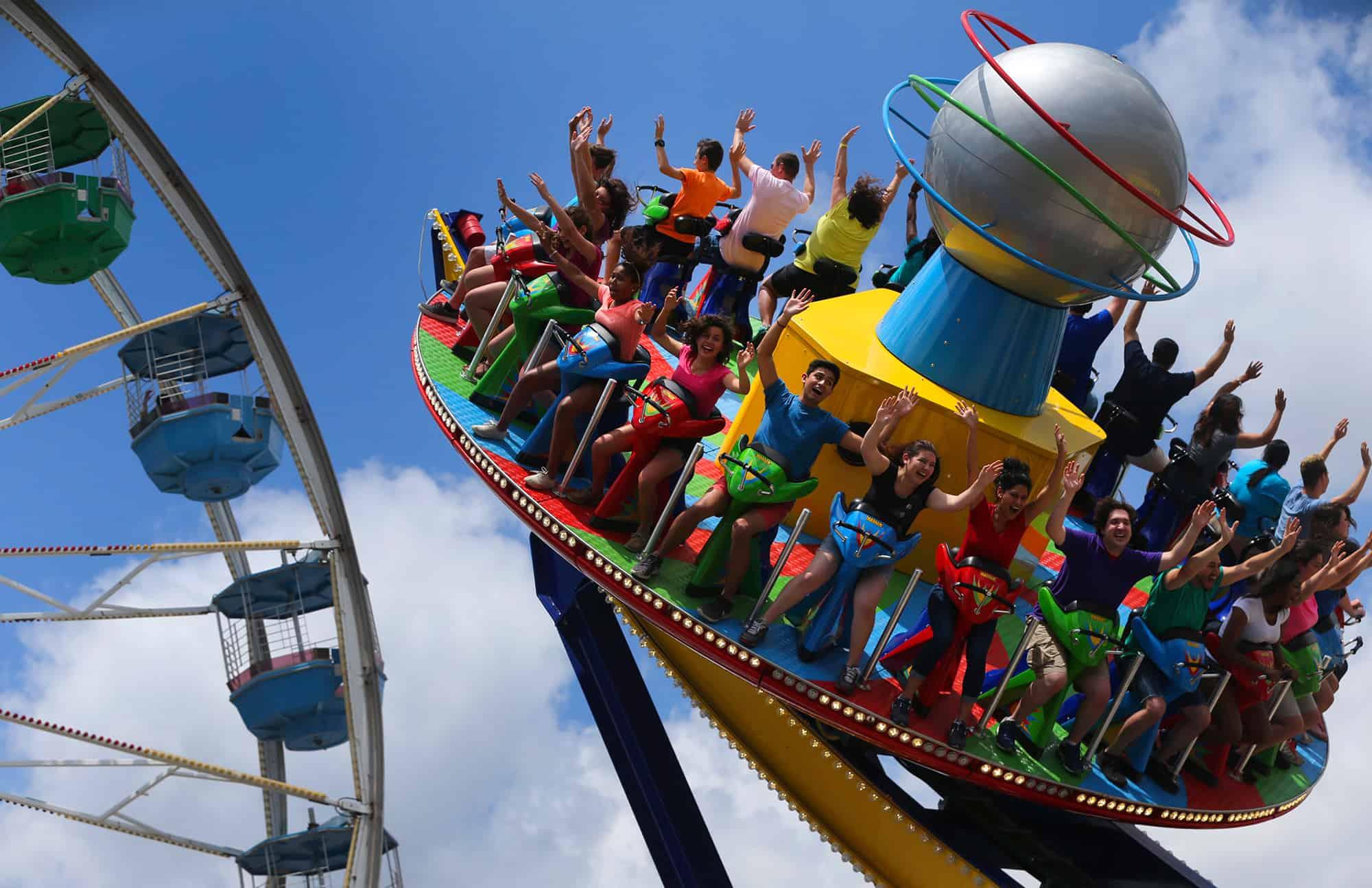 Six Flags Fiesta Texas Theme Park