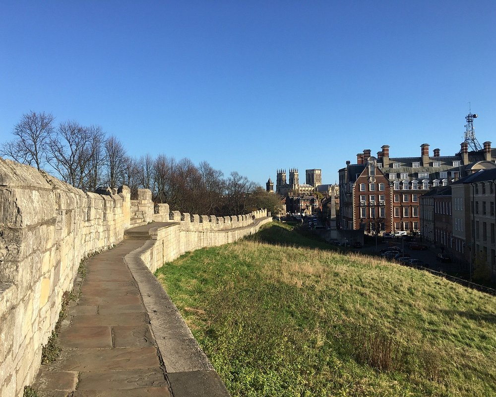 York City walls that you can explore for free