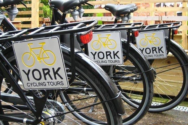 Bicycle Wheels at York Cycling Tour