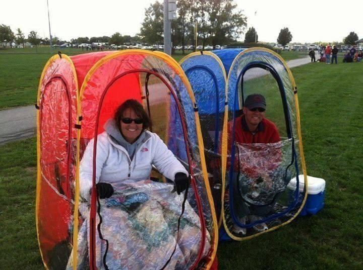 Sports Tent Pop Up