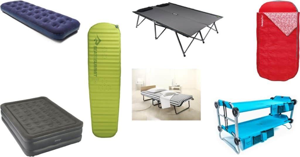 Best Camp Beds