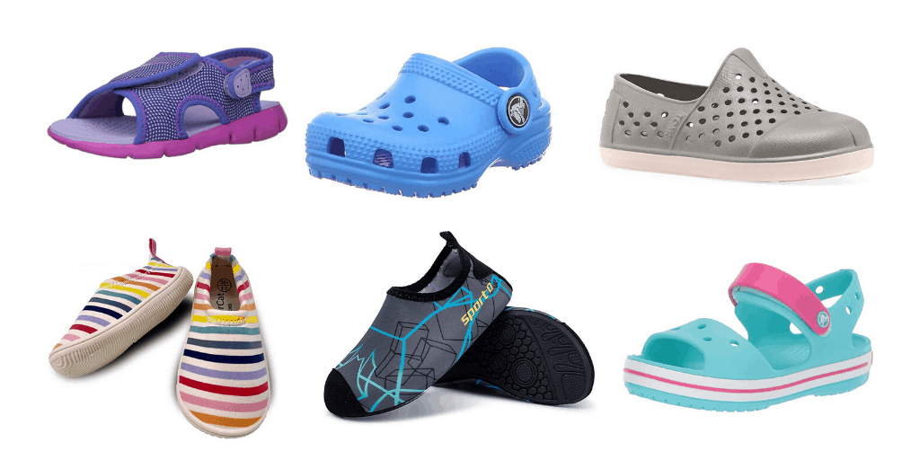 Best Kids Beach Shoes
