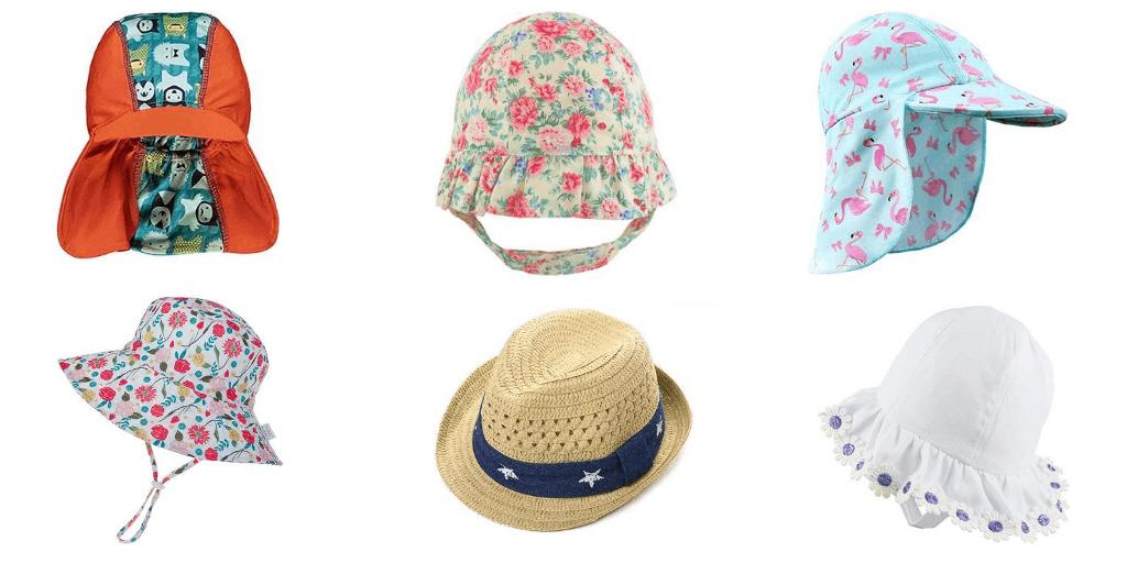 Best Baby & Toddler Sun Hats