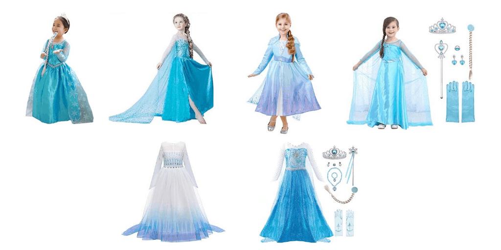 Best Elsa Dresses