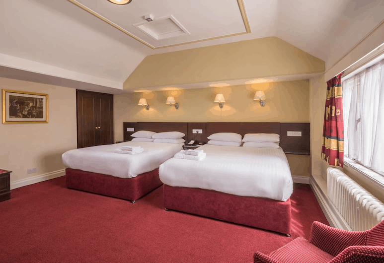 Superior Room, 2 Double Beds, Non Smoking - Guest Room