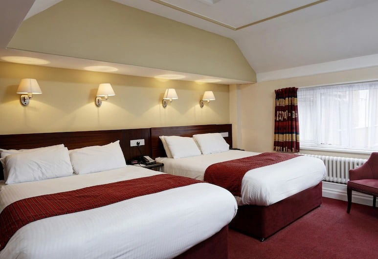 Family Room, 2 Single Beds, Non Smoking - Guest Room