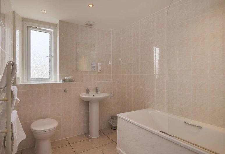 Standard Room, 1 Double Bed, Accessible, Non Smoking - Bathroom