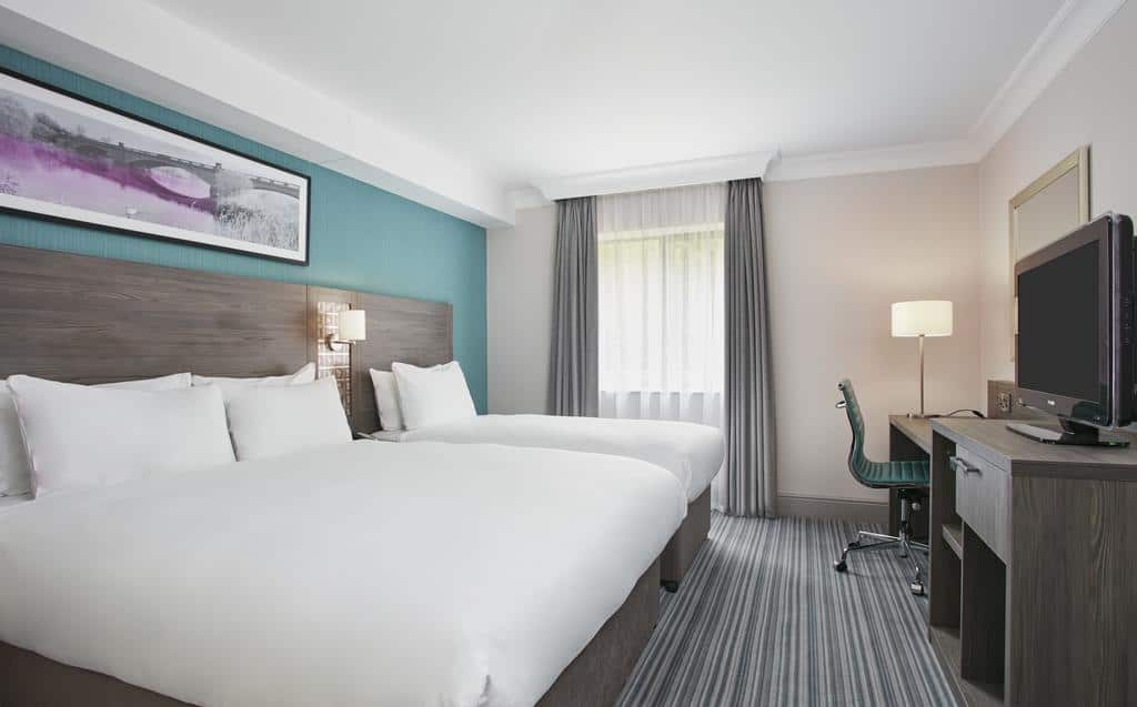 Standard Room (Double and Single Bed) - Guest Room