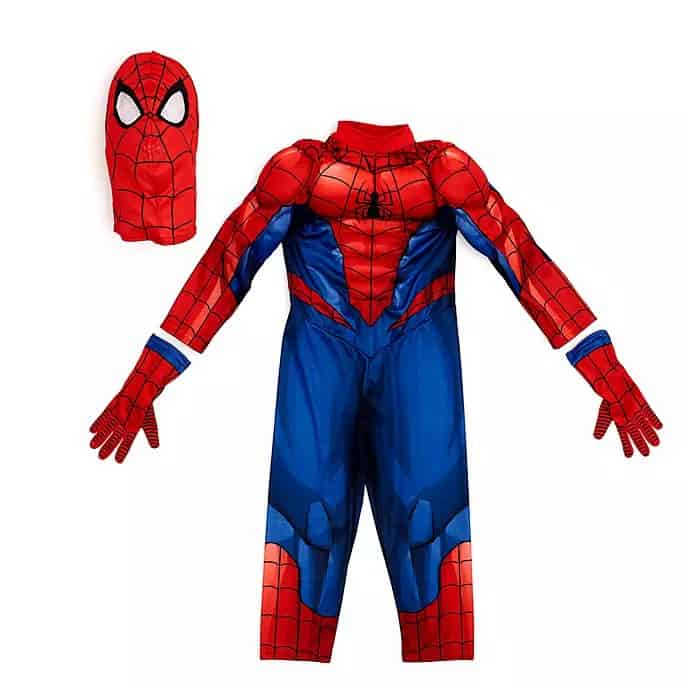Spiderman costume Disney