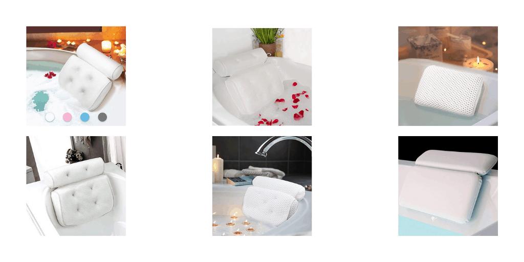 Best Bath Pillows