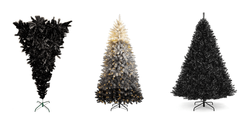 Best Black Christmas Trees