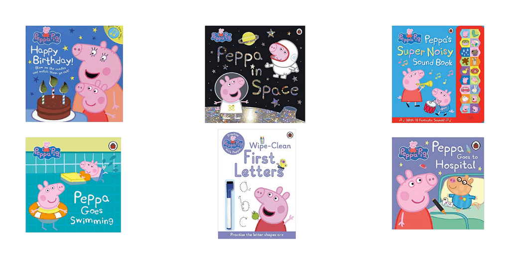 Best Peppa Pig Books