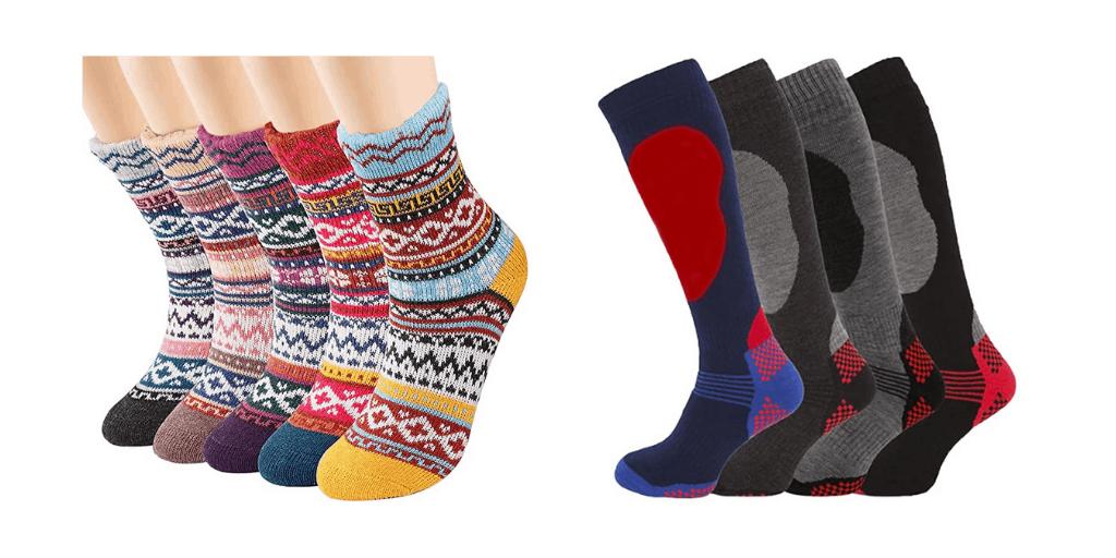 best thermal socks