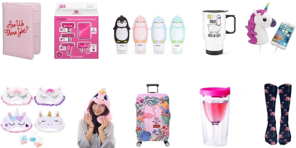 Adorable Travel Accessories