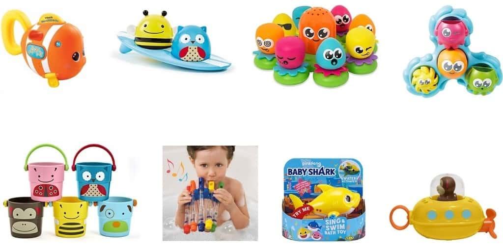 Best Baby & Toddler Bath Toys