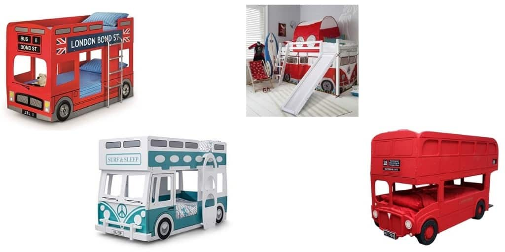 Best Bus Bunk Beds