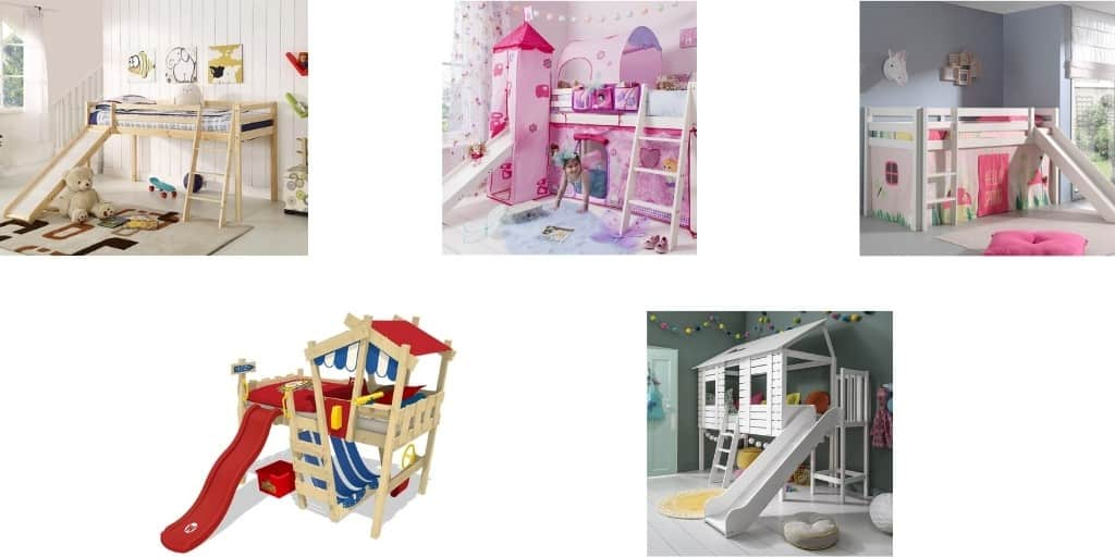 Best Cabin Beds With Slide