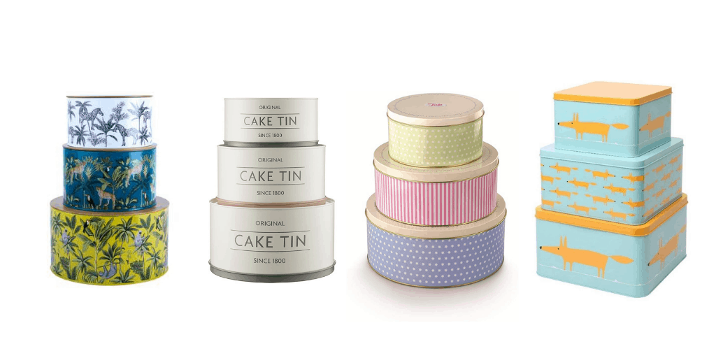 Best Cake Storage Tins