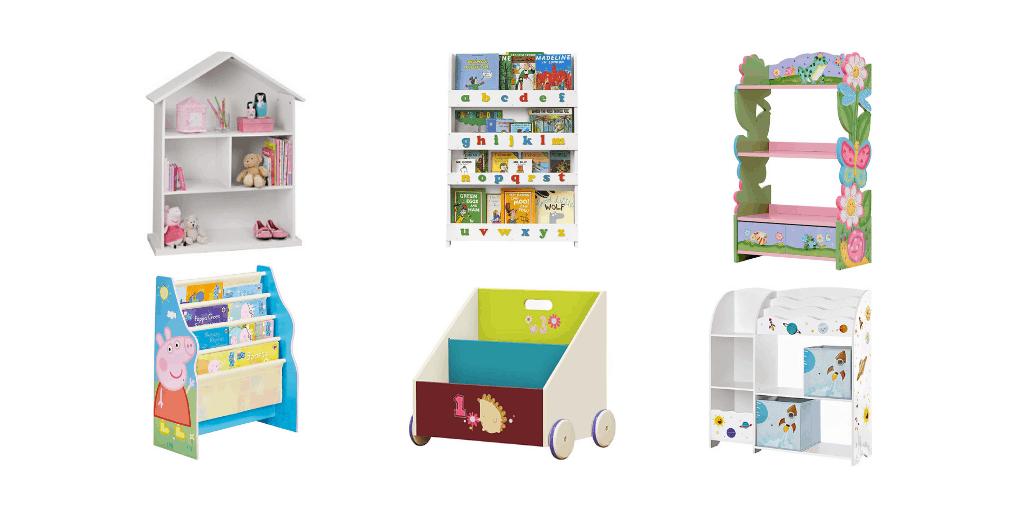 Best Children's Bookcases