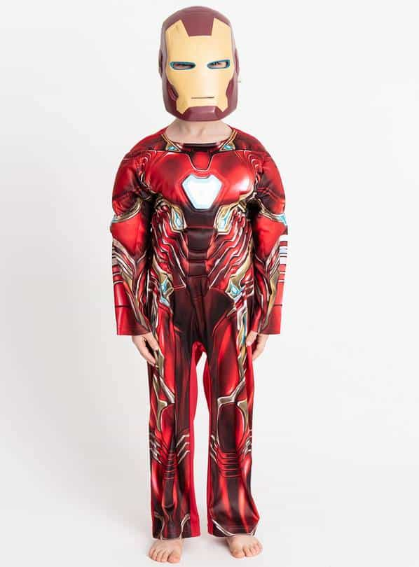 iron man costume from Argos