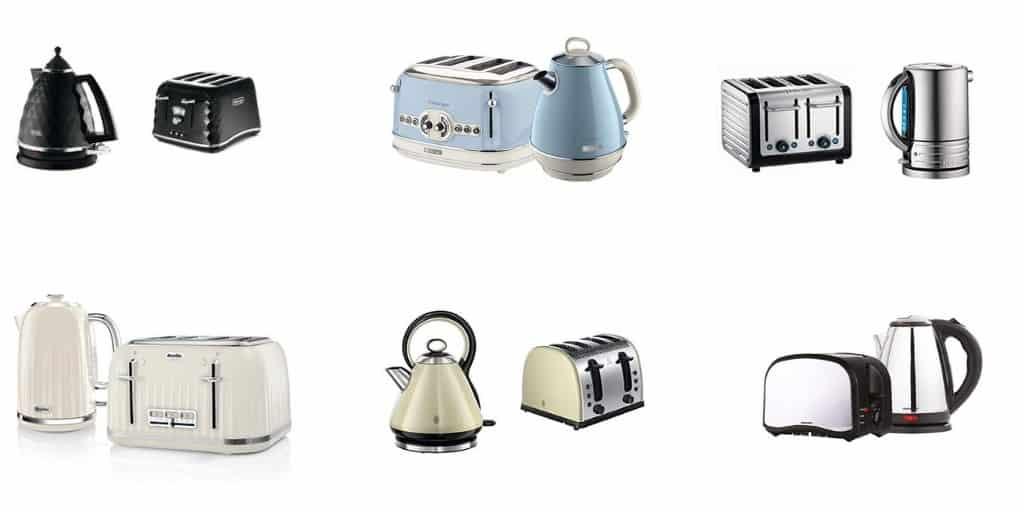 Best Kettle & Toaster Sets