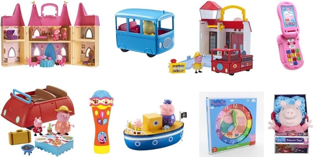 Best Peppa Pig Toys