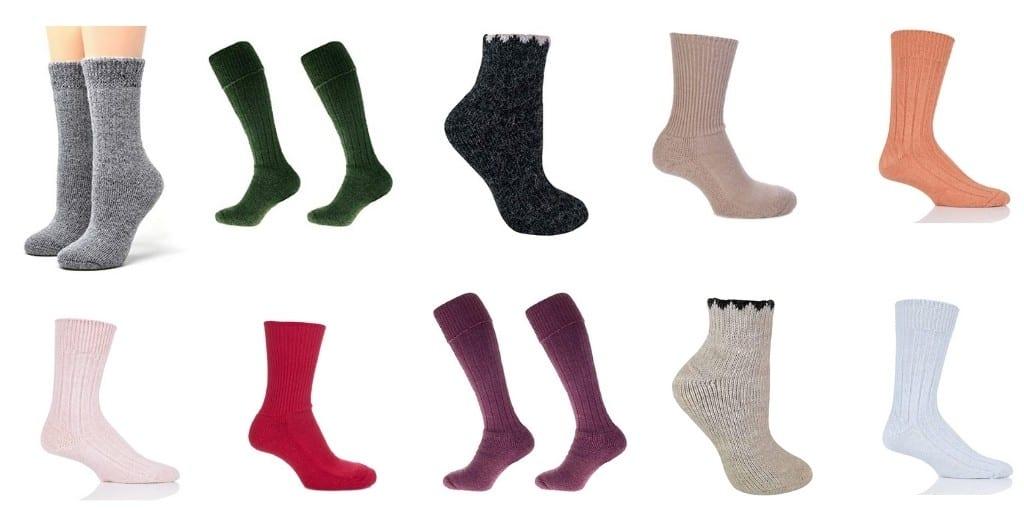 Best Alpaca Socks