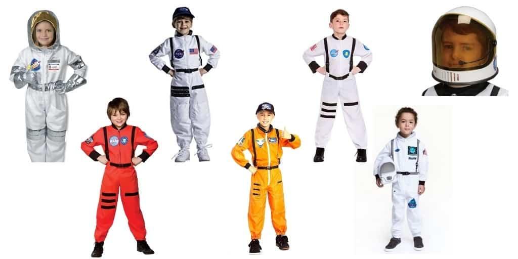 7 Best Astronaut Costumes