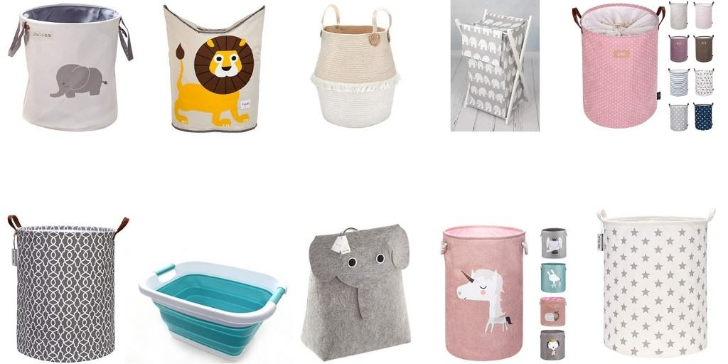 10 Best Baby Laundry Baskets