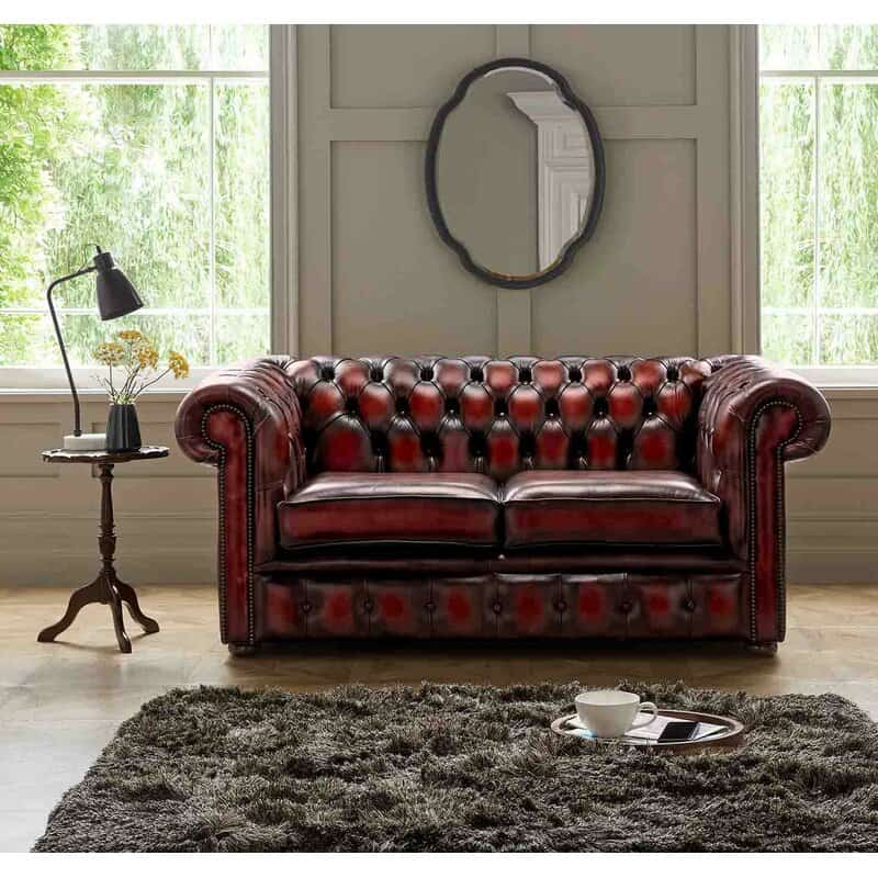 Emmalee 2 Seater Chesterfield Loveseat
