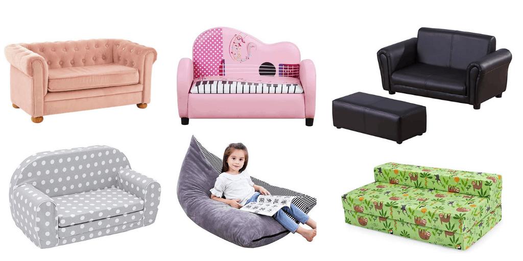Best Kids Sofas