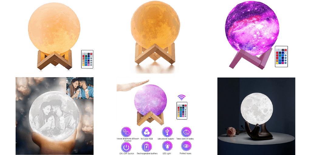 Best Moon Lamps UK