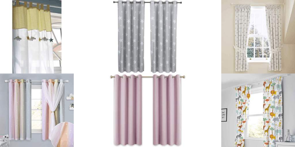 Best Nursery Curtains