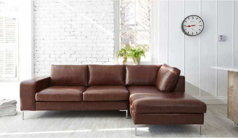 Kingly 3 seater sofa with chaise